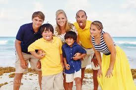 Family Beach Photos Family Beach Portraits At Jw Marriott Cancun The Tijerina