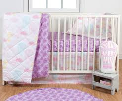 dreamscape 3 piece crib bedding setl home design pink and gray chevron k 67t awesome