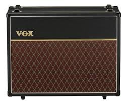 2x12 Speaker Cabinet Vox Amplification V212c Extension Cabinet 2x12 Custom Series