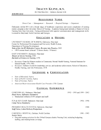 Gallery Of Nursing Program Coordinator Resume Sample Resume Writing