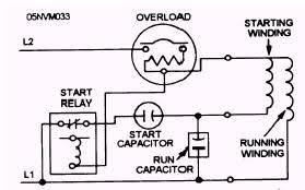 single phase motor capacitor start capacitor run wiring diagram Dual Voltage Single Phase Motor Wiring Diagram circuit diagram capacitor start run motor types of single phase single phase motor capacitor start capacitor Single Phase AC Motor Wiring