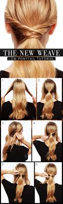 Hairstyle Easy Step By Step classy to cute 25 easy hairstyles for long hair for 2017 2723 by stevesalt.us