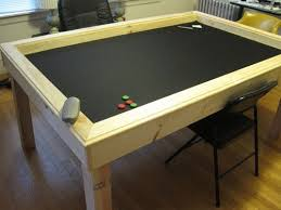 table games. i built a gaming table! (with instructions and eventual dining cover) | boardgamegeek table games
