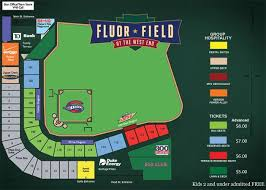 Bi Lo Center Seating Chart Greenville Sc Flour Field Home Of The Greenvilledrive And Its Right