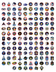 Nasa Mission Patch Design All 135 Space Shuttle Mission Patches Space Shuttle