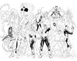 Stampaecoloraweb Disegni Da Colorare Supereroi Avengers