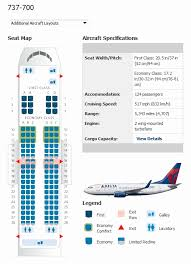 Boeing 737 900 Seating Chart Delta 52 Judicious Delta Plane Layouts
