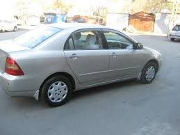 Toyota Corolla 1.8 2001 Technical specifications | Interior and ...