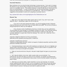 Resume Objective For Accounts Payable Professional Template 20