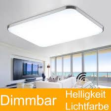 24w 90w Led Deckenlampe Deckenleuchte Warmweiß Dimmbar Mit