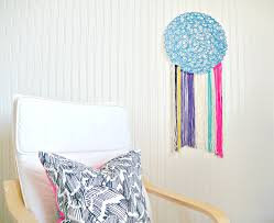 Diy Dream Catchers For Kids Easiest Ever Dream Catcher Yarn Wall Hanging Mama In A Stitch 76