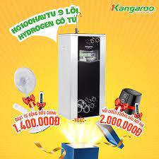 Máy lọc nước RO Kangaroo 9 lõi lọc KG08G4 (Tủ VTU)
