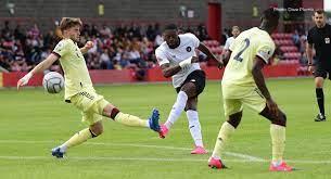 Arsenal U23 – Ebbsfleet United ...