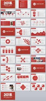 Powerpoint Design 2017 31 Red 2017 Business Design Powerpoint Templates