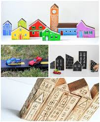 building wooden cities