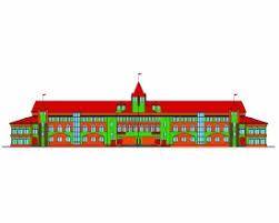 Скачать бесплатно дипломный проект ПГС Диплом № Детский сад  Диплом №1130 Детский сад на 240 мест в г Ханты Мансийск