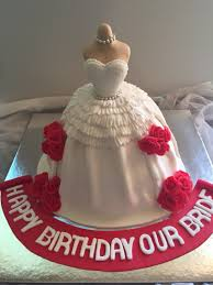 Bride To Be Cake Wish A Cupcake