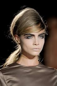 1960s fashion the beauty look mod make up