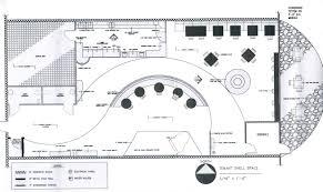 Coffee Shop Design Plans | Coffee Shop Floor Plan  House Design Idea, Home  Interior