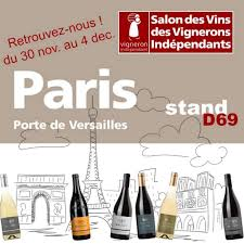 rdv au salon des vignerons indépendants paris château malijay dedans salon du vin porte de