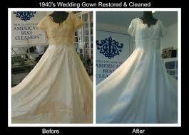 Wedding Dress Cleaning Near Me