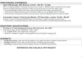 Career Objective Cv Example Career Objective Cv Statement