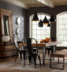 diy rustic dining room lighting diy rustic pendant light dining room with tongue and groove ceiling reclaimed wood rectangular dining table 11