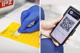 Der digitale impfpass funktioniert in mehreren schritten: Rzm3imazf8vksm