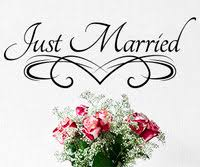 Just Married Quotes Marriage Wedding Quotes Wall Art Company 32