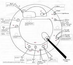 Speedometer wiring diagram