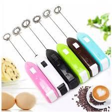 Máy đánh trứng cầm tay mini (kèm pin)