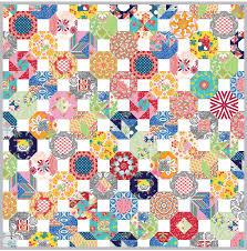 Sue Daley Designs: Riley Blake Designs & SUE DALEY DESIGNS-All Over the Octagon Kit Adamdwight.com