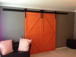 Barn Door Interior White Barn Door Interior For Loveland Closet - Home hardware doors interior