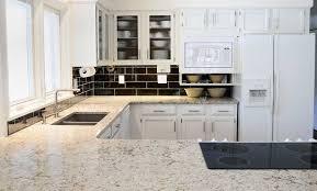 Prix Dun Plan De Travail De Cuisine Cuisine White Granite