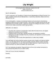 Fresh Sample Cover Letter For Patient Service Representative