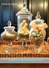 Decorated Jars Craft Apothecary Jar Decorating Ideas Apothecary Jars Decorated For 54