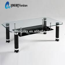 ls 1010 glass top center table design whole modern coffee within prepare 2