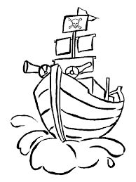 Small Picture Ship Coloring Pages