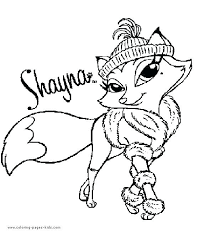 Disney Characters Coloring Page Easy Coloring Pages Easy Coloring