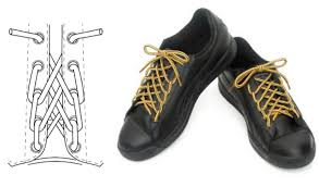 Shoelace Patterns Beauteous How To Lace Boots Properly The Idle Man