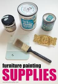 best paint for furnitureLiveLoveDIY How To Paint Laminate Furniture in 3 Easy Steps