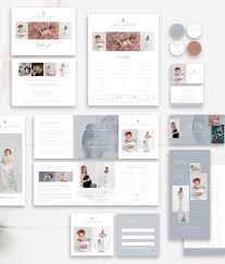Photography Marketing Set Photographer Welcome Package