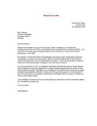 Cover Letter For Resume 2 Resume Cv