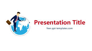 Global Business Research Ppt Template