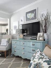 Love this dresser in the living room for storage - In Willows house it  could go  Tv Stand ...