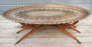 moroccan coffee table with beautiful engraved dream house collection
