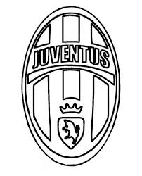 Small Picture Juventus Logo Soccer Coloring Pages Boys Coloring Pages