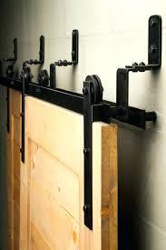 rolling door hardware stainless steel barn style sliding door track rolling door hardware interior interior rolling