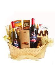 valiant veterans gift basket