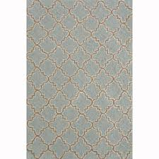 plain tin slate wool rug